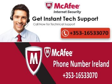Know the way to uninstall McAfee security centre
