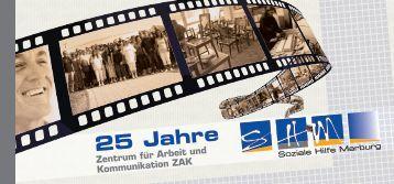 25 Jahre - bei der Soziale Hilfe Marburg eV