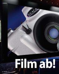 Film ab! - Seacam