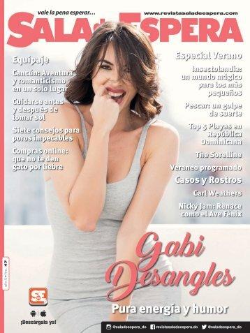 Revista Sala de Espera RD Nro 47