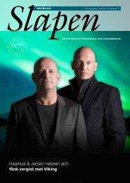 Vakblad Slapen - inzage exemplaar