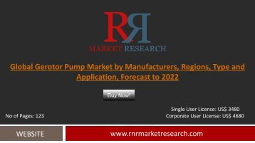 Geroter pump