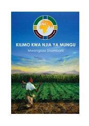 Farming God's Way Field Guide