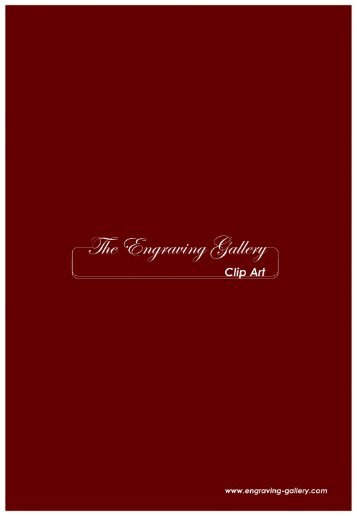 Engraving Gallery - Clipart
