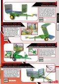 Rimorchio per giardinaggio Express 500 - Rosselli Snc - Page 3