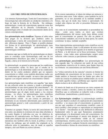 LOS_TRES_TIPOS_DE_EPISTEMOLOGIA