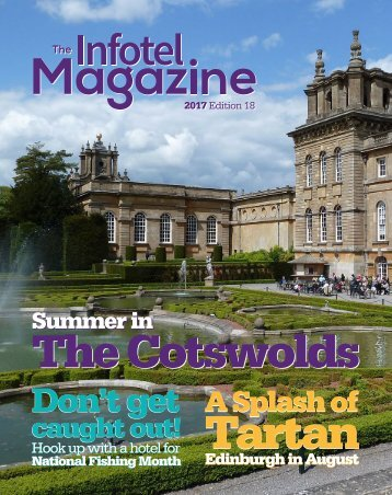 Infotel Magazine | Edition 18 | July 2017