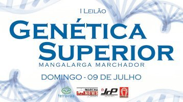 Catalogo Genetica Superior 2017