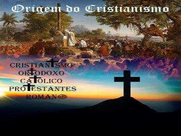 Origem do cristianismo