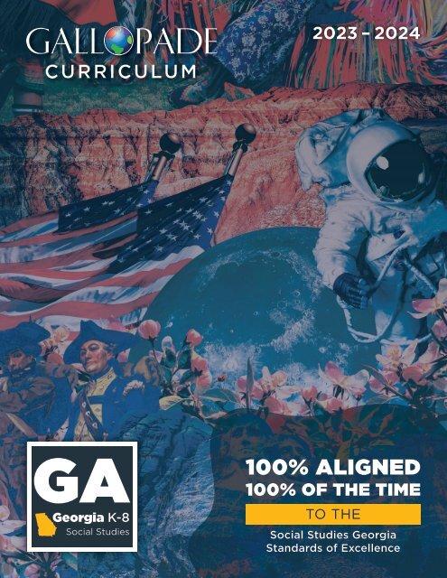 Georgia Curriculum Catalog