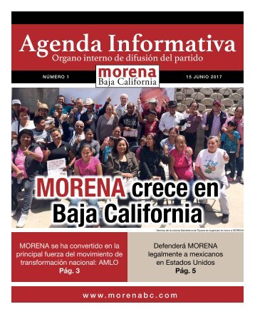 Agenda Informativa 1