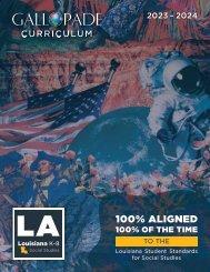 2020-2021 Louisiana Curriculum Catalog