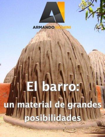 Armando Iachini - El barro, material con muchas posibilidades