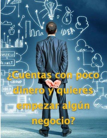 Nestor Chayele - Ideas para iniciar un negocio sin dinero