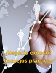 Nestor Chayele - Consejos para un negocio exitoso
