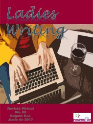 LADIES WRITING No. 2