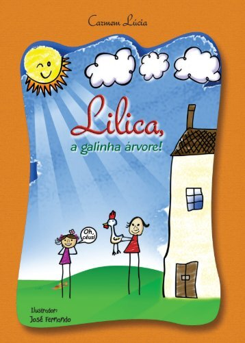 Livro Infantil - LILICA