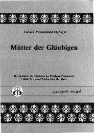 Mütter der Gläubigen.pdf - The Islamic Bulletin