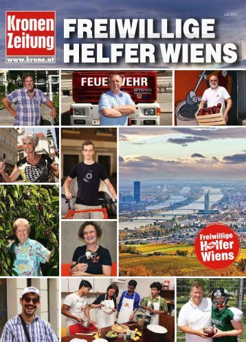 Freiwillige Helfer Wiens 2017-06-28