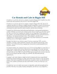 Car Rentals and Cabs in Biggin Hill