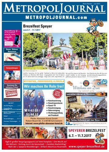 Juli 2017 - Metropoljournal