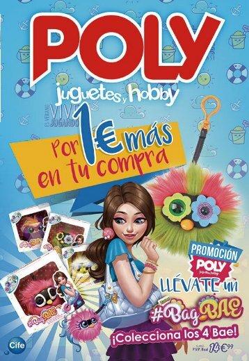 Poly Juguetes Catálogo Verano 2017