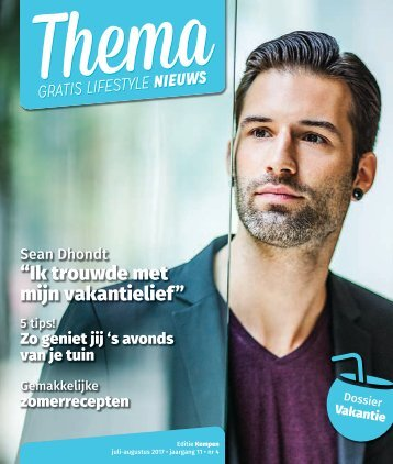 170708 Thema juli augustus 2017 - editie Kempen