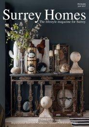 Surrey Homes | SH33 | July 2017 | Interiors supplement inside