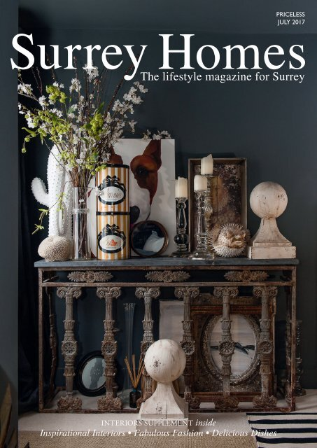 Surrey Homes | SH33 | July 2017 | Interiors supplement inside