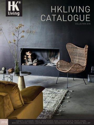 2. HKliving Katalog 2018