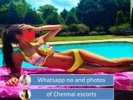 Whatsapp no and photos of Chennai escorts
