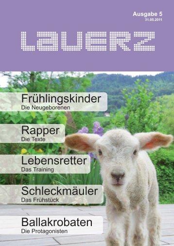Ausgabe 5 - Gemeinde Lauerz