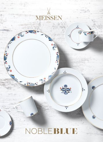 MEISSEN Noble Blue