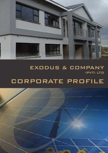 EXODUS Company Profile NEW