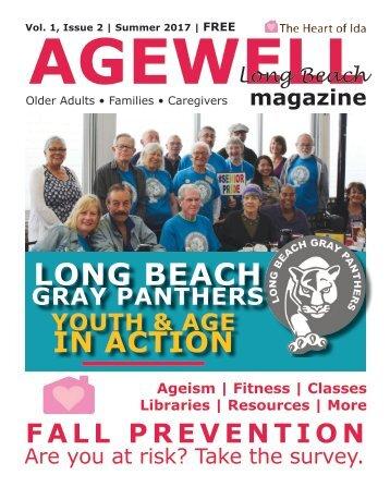 AgeWell Summer 2017