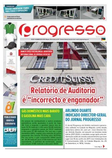 Jornal Progresso Ed. 0028