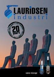 Lauridsen Industri Main catalog