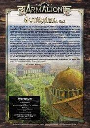 Impressum - Armalion-Kompendium