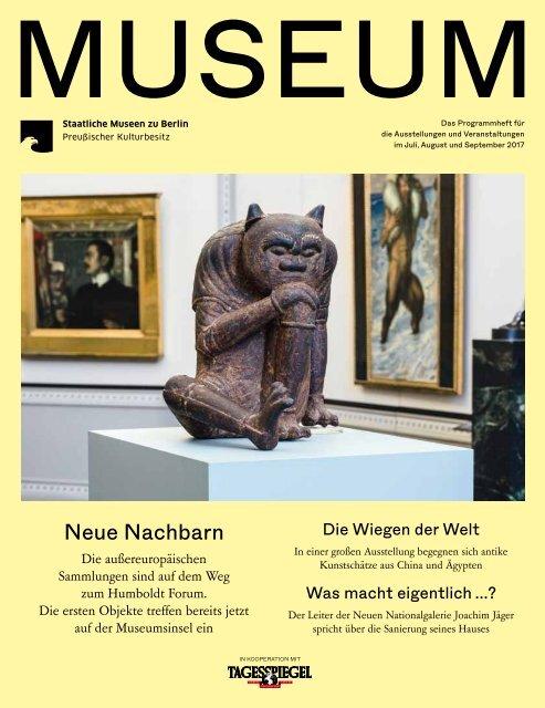 MUSEUM III 2017 - Programmheft der Staatlichen Museen zu Berlin