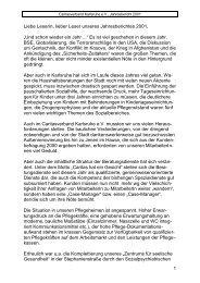 Referat - Caritasverband Karlsruhe eV