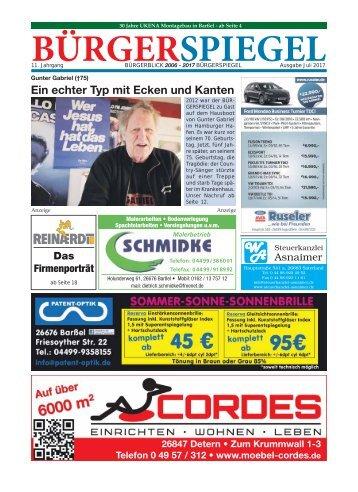 Juli 2017 | Bürgerspiegel