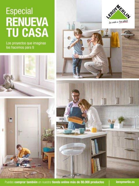 Catálogo Leroy Merlin Renueva Tu Casa