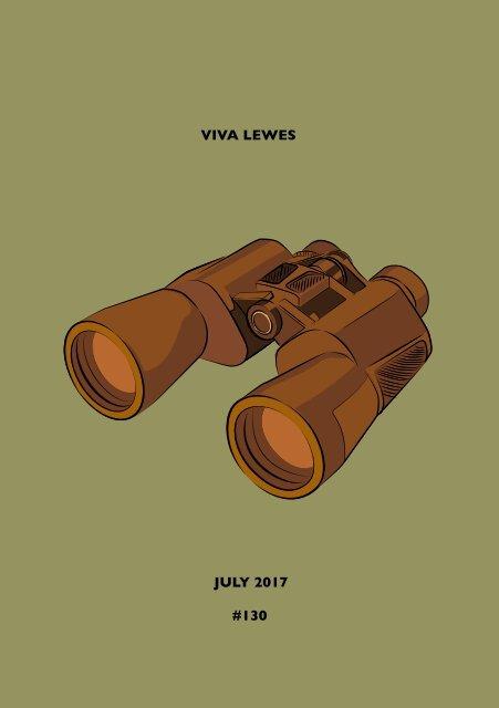 Viva Lewes Issue #130 July 2017