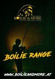 Boilie & More Produktfolder 2017