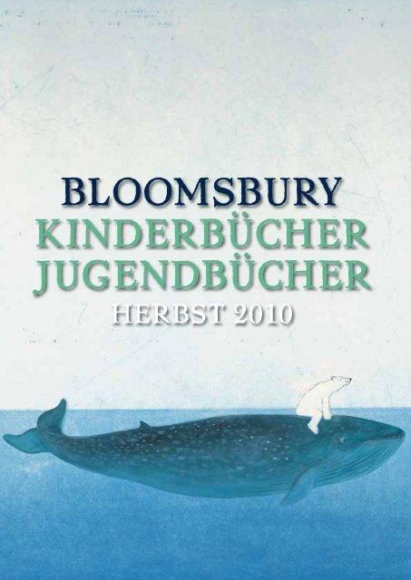BLOOMSBURY KINDERBÜCHER JUGENDBÜCHER