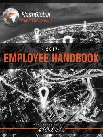 2017 Flash Global Employee Handbook FINAL
