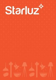 Catálogo STARLUZ