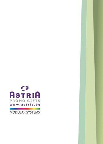 Modulair beursstand 2017 Astria