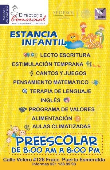 Directorio Comercial Julio - Agosto