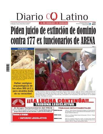 Edición 29 de Junio de 2017